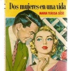 Libros de segunda mano: CAMELIA. Nº 231. DOS MUJERES EN UNA VIDA. MARÍA TERESA SESE. FOTO: LUCÍA BANTI. BRUGUERA. (P/D38). Lote 171415825