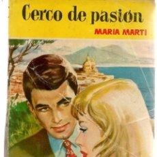 Libros de segunda mano: CAMELIA. Nº 234. CERCO DE PASIÓN. MARÍA MARTÍ. FOTO: RUTH ROMAN. BRUGUERA. (P/D38). Lote 171415884