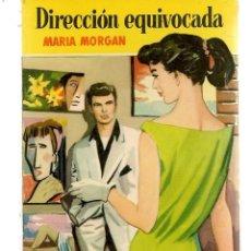 Libros de segunda mano: CAMELIA. Nº 256. DIRECCIÓN EQUIVOCADA. MARÍA MORGAN. FOTO: LIBERTAD LAMARQUE. BRUGUERA. (P/D38). Lote 171415978