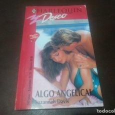 Libros de segunda mano: LIBRO NOVELA HARLEQUIN DESEO N° 708 MI MUJER IDEAL ALGO ANGELICAL SUZANNAH DAVIS. Lote 171517268