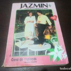 Libros de segunda mano: LIBRO NOVELA JAZMIN N° 543 CASA DE MUÑECAS . Lote 171662979