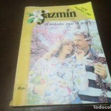 Libros de segunda mano: LIBRO NOVELA JAZMIN N° 24 CUIDADO CON EL JEFE . Lote 171663102