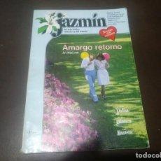 Libros de segunda mano: LIBRO NOVELA JAZMIN N° 181 AMARGO RETORNO . Lote 171663413