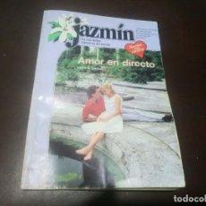 Libros de segunda mano: LIBRO NOVELA JAZMIN N° 228 AMOR EN DIRECTO . Lote 171663520