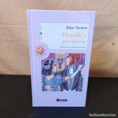 Libros de segunda mano: ORGULLO Y PREJUICIO - JANE AUSTEN - EL MUNDO UNIDAD EDITORIAL - MILLENIUM - PERFECTO ESTADO. Lote 171772338