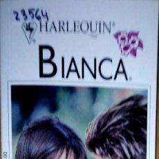Libros de segunda mano: 23564 - BIANCA - NOVELA ROMANTICA - BELLEZA ROBADA - Nº 1241. Lote 172035305