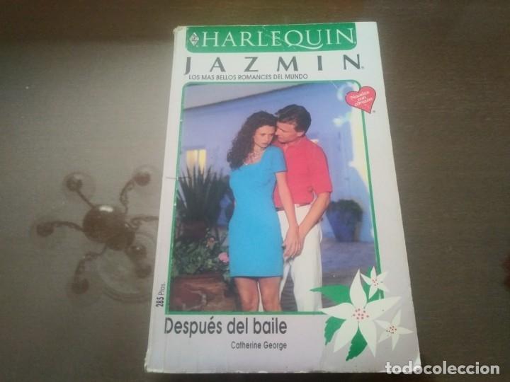 LIBRO NOVELA DE HARLEQUIN JAZMIN N° 1004 DESPUES DEL BAILE (Libros de Segunda Mano (posteriores a 1936) - Literatura - Narrativa - Novela Romántica)
