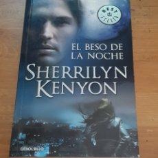 Libros de segunda mano: EL BESO DE LA NOCHE - SHERRILYN KENYON - 2011. Lote 172286518