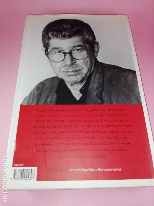 Libros de segunda mano: LIBRO-EL HUERTO DE MI AMADA-ALFREDO BRYCE ECHENIQUE-PREMIO PLANETA 2002-1ªEDICIÓN-2002 - Foto 4 - 173786392