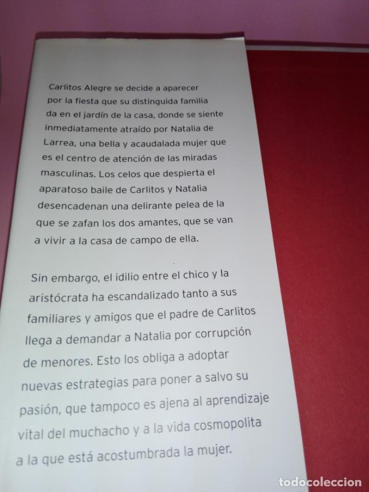 Libros de segunda mano: LIBRO-EL HUERTO DE MI AMADA-ALFREDO BRYCE ECHENIQUE-PREMIO PLANETA 2002-1ªEDICIÓN-2002 - Foto 5 - 173786392
