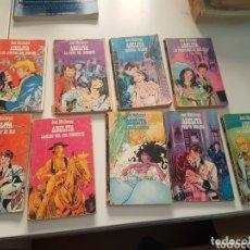 Libros de segunda mano: LOTE 9 LIBROS ADELITA. JOSÉ MALLORQUÍ. BURU LAN 1971. Lote 173963567