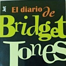 Libros de segunda mano: EL DIARIO DE BRIDGET JONES. - FIELDING, HELEN.. Lote 173763392