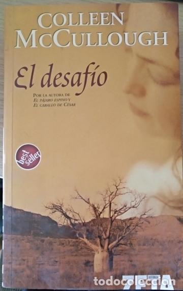 EL DESAFIO. - MCCULLOUGH, COLLEEN. (Libros de Segunda Mano (posteriores a 1936) - Literatura - Narrativa - Novela Romántica)