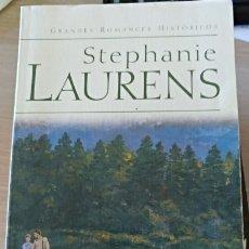 Libros de segunda mano: LAS RAZONES DEL AMOR. - LAURENS, STEPHANIE.. Lote 173757868