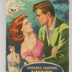 Libros de segunda mano: MADREPERLA. Nº 362. VIENTO NOCTURNO. ARMANDO SANDOVAL. FOTO: FRED MAC MURRAY. BRUGUERA, 1955(ST/C55). Lote 174178808