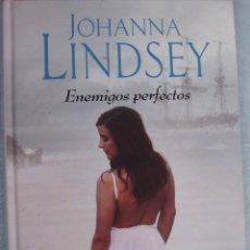 Libros de segunda mano: ENEMIGOS PERFECTOS DE JOHANNA LINDSEY RBA. Lote 174292538