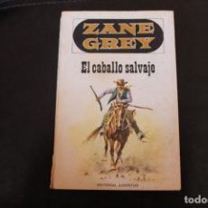 Libros de segunda mano: EL CABALLO SALVAJE. Lote 174335365