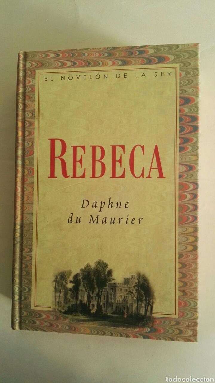 REBECA EL NOVELON DE LA SER (Libros de Segunda Mano (posteriores a 1936) - Literatura - Narrativa - Novela Romántica)