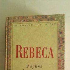 Libros de segunda mano: REBECA EL NOVELON DE LA SER. Lote 174513883