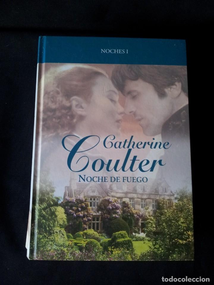 Libros de segunda mano: CATHERINE COULTER - NOCHES (3 LIBROS) - COLECCION GRANDES SAGAS DE LA NOVELA ROMANTICA - RBA - Foto 2 - 174515267