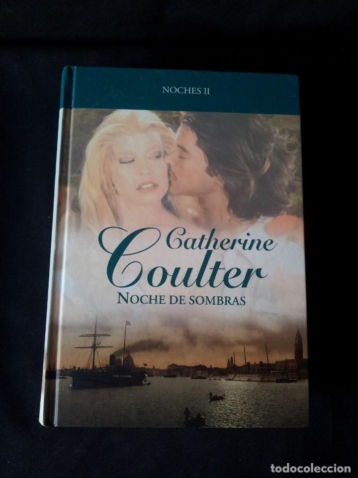 Libros de segunda mano: CATHERINE COULTER - NOCHES (3 LIBROS) - COLECCION GRANDES SAGAS DE LA NOVELA ROMANTICA - RBA - Foto 4 - 174515267