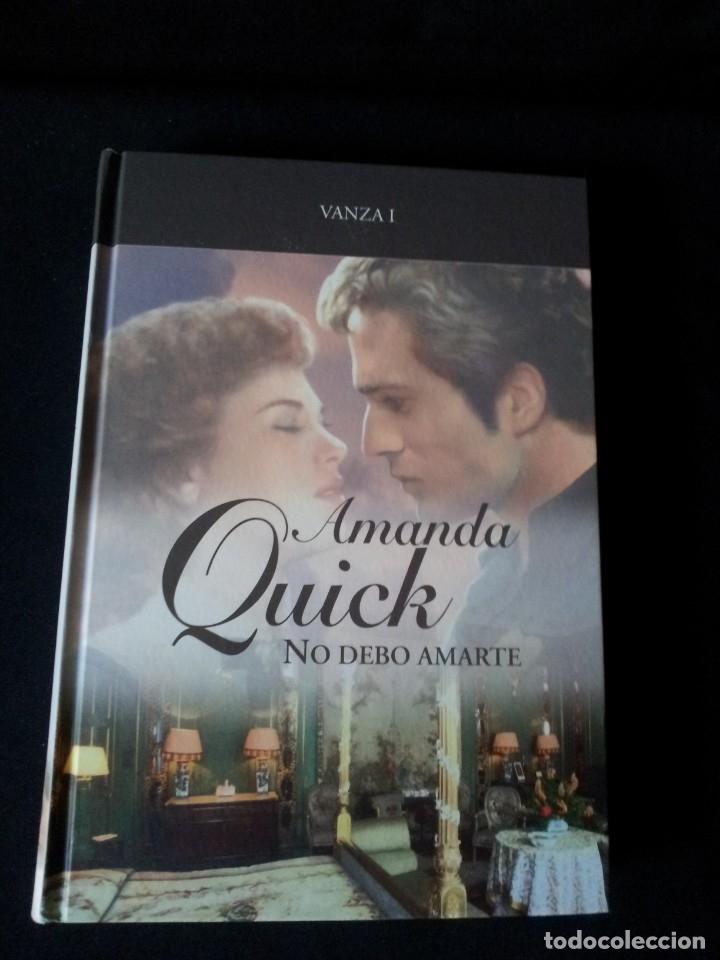 Libros de segunda mano: AMANDA QUICK - VANZA (3 LIBROS) - COLECCION GRANDES SAGAS DE LA NOVELA ROMANTICA - RBA - Foto 2 - 174516158