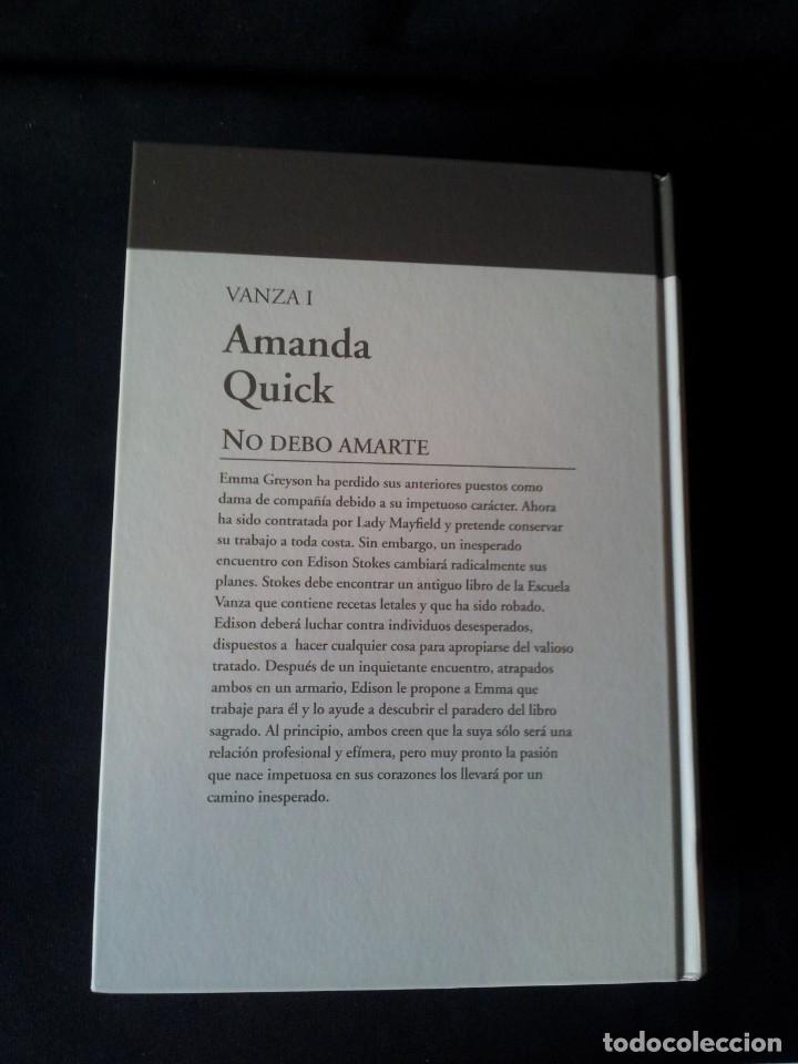 Libros de segunda mano: AMANDA QUICK - VANZA (3 LIBROS) - COLECCION GRANDES SAGAS DE LA NOVELA ROMANTICA - RBA - Foto 3 - 174516158