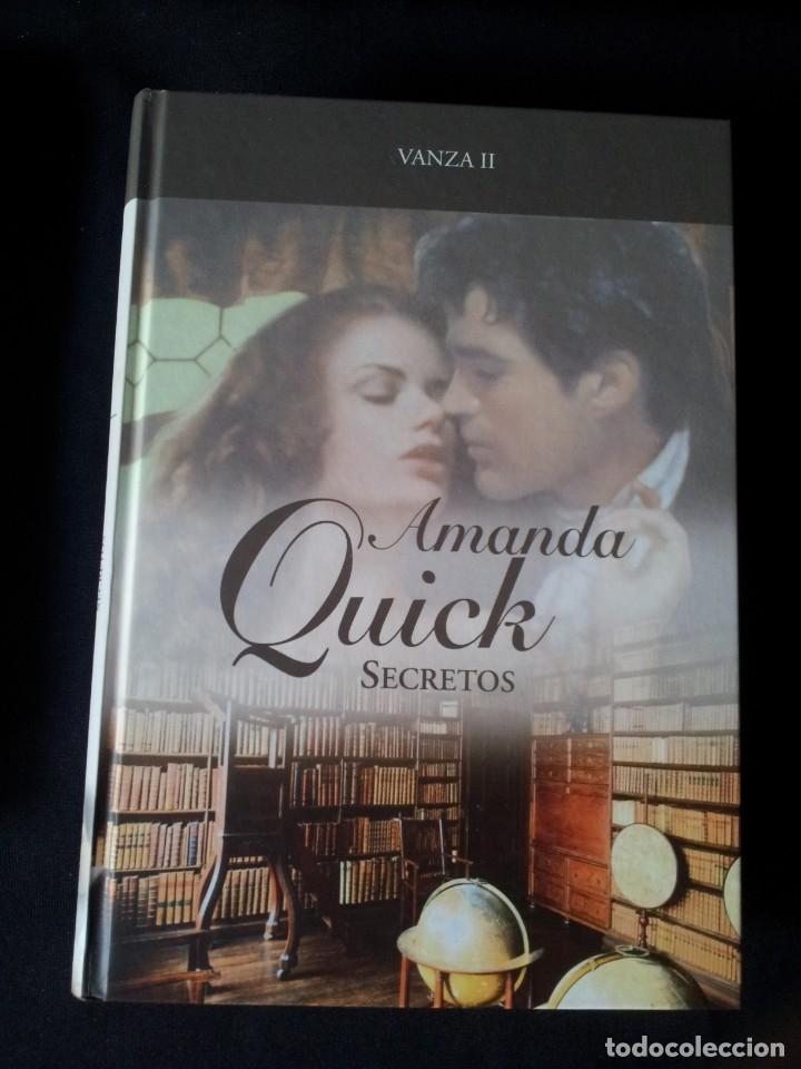Libros de segunda mano: AMANDA QUICK - VANZA (3 LIBROS) - COLECCION GRANDES SAGAS DE LA NOVELA ROMANTICA - RBA - Foto 4 - 174516158