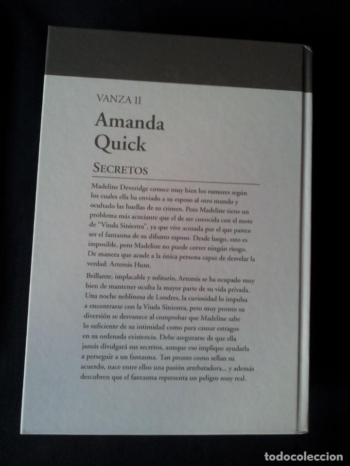 Libros de segunda mano: AMANDA QUICK - VANZA (3 LIBROS) - COLECCION GRANDES SAGAS DE LA NOVELA ROMANTICA - RBA - Foto 5 - 174516158