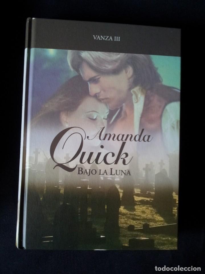 Libros de segunda mano: AMANDA QUICK - VANZA (3 LIBROS) - COLECCION GRANDES SAGAS DE LA NOVELA ROMANTICA - RBA - Foto 6 - 174516158