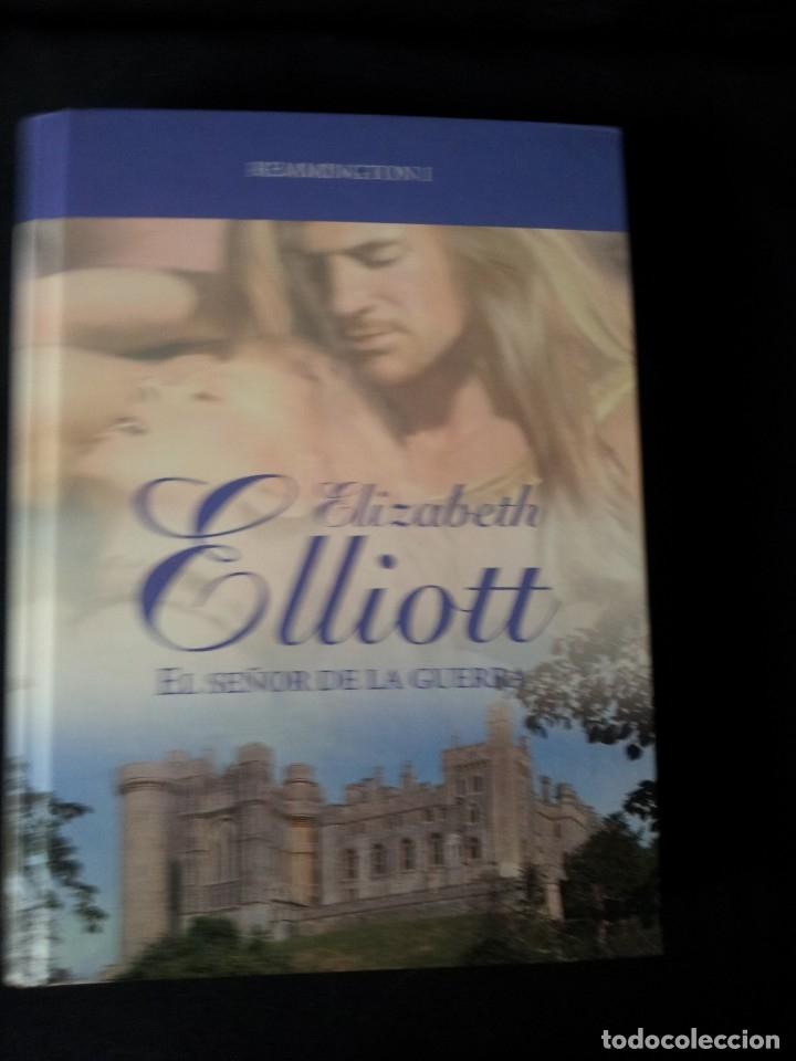 Libros de segunda mano: ELIZABETH ELLIOT - REMMINGTON (3 LIBROS) - COLECCION GRANDES SAGAS DE LA NOVELA ROMANTICA - RBA - Foto 2 - 174516358