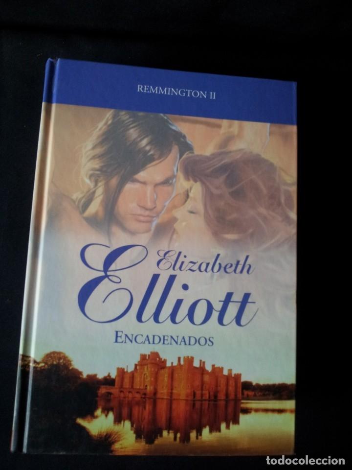 Libros de segunda mano: ELIZABETH ELLIOT - REMMINGTON (3 LIBROS) - COLECCION GRANDES SAGAS DE LA NOVELA ROMANTICA - RBA - Foto 4 - 174516358