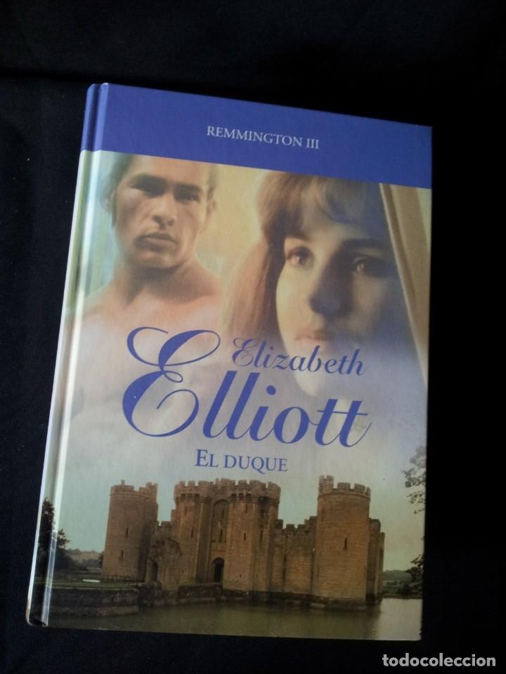 Libros de segunda mano: ELIZABETH ELLIOT - REMMINGTON (3 LIBROS) - COLECCION GRANDES SAGAS DE LA NOVELA ROMANTICA - RBA - Foto 6 - 174516358