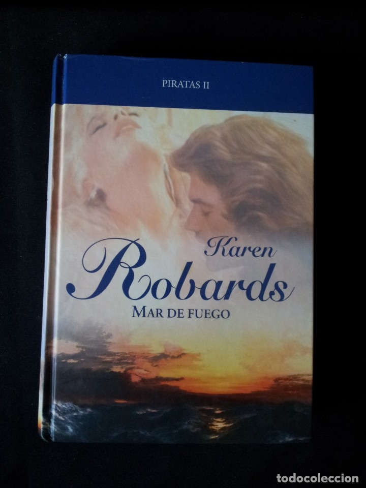 Libros de segunda mano: KAREN ROBARDS - PIRATAS (2 LIBROS) - COLECCION GRANDES SAGAS DE LA NOVELA ROMANTICA - RBA - Foto 4 - 174517212