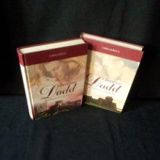 Libros de segunda mano: CHRISTINA DODD - CABALLEROS (2 LIBROS) - COLECCION GRANDES SAGAS DE LA NOVELA ROMANTICA - RBA. Lote 174535567