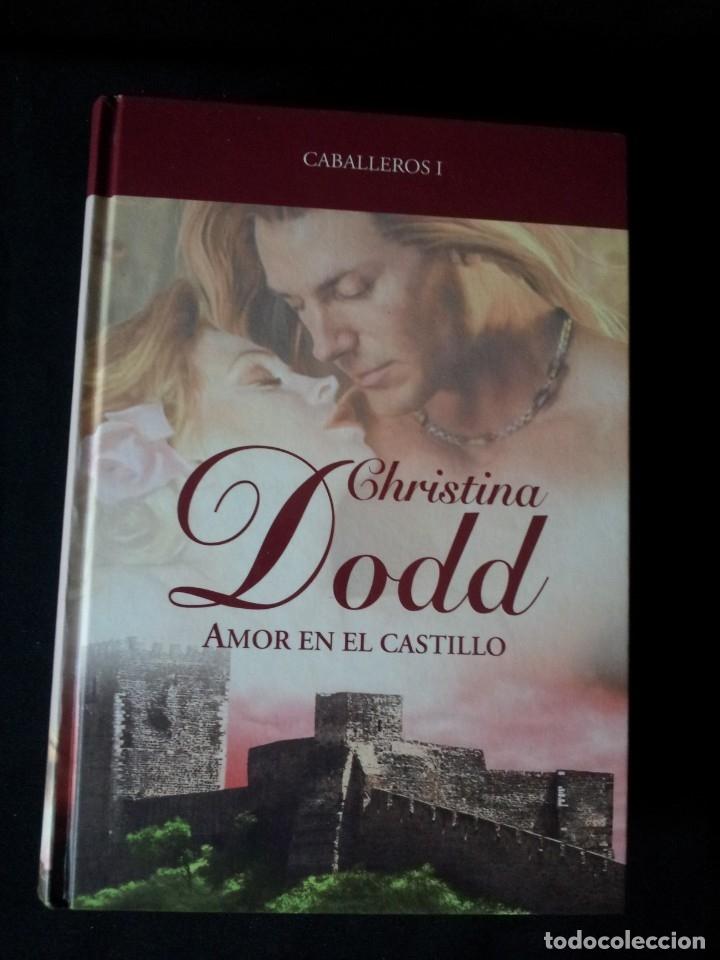 Libros de segunda mano: CHRISTINA DODD - CABALLEROS (2 LIBROS) - COLECCION GRANDES SAGAS DE LA NOVELA ROMANTICA - RBA - Foto 2 - 174535567