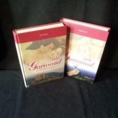 Libros de segunda mano: JULIE GARWOOD - NOVIAS (2 LIBROS) - COLECCION GRANDES SAGAS DE LA NOVELA ROMANTICA - RBA. Lote 174535585