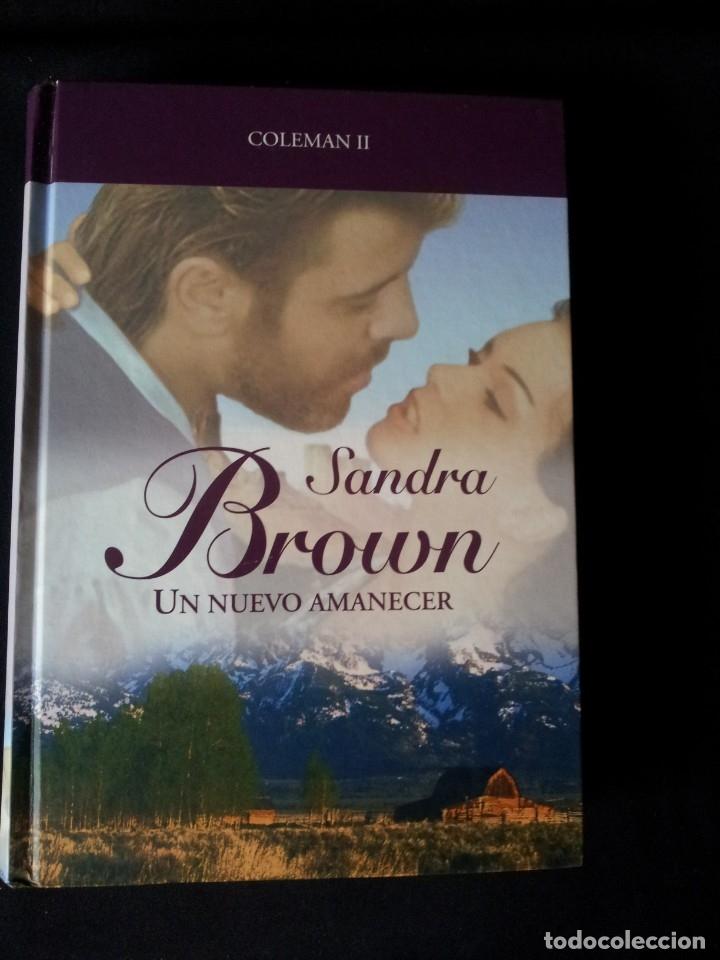 Libros de segunda mano: SANDRA BROWN - COLEMAN (2 LIBROS) - COLECCION GRANDES SAGAS DE LA NOVELA ROMANTICA - RBA - Foto 4 - 174535597