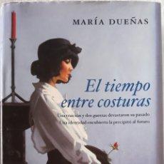Libros de segunda mano: EL TIEMPO ENTRE COSTURAS. Lote 175382132