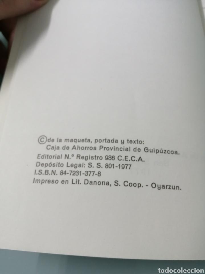 Libros de segunda mano: LA OCURIDAD SOMOS NOSOTROS. ELENA DE SANTIAGO. PREMIO CIUDAD DE IRUN 1977. DANONA, OYARZUM. - Foto 3 - 175622273