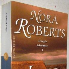 Libros de segunda mano: JOYAS DEL SOL - NORA ROBERTS. Lote 175709800