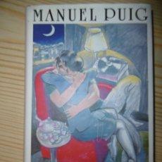 Libros de segunda mano: MANUEL PUIG-CAE LA NOCHE TROPICAL. Lote 175784232