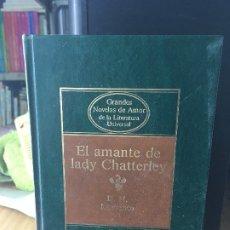Libros de segunda mano: EL AMANTE DE LADY CHATTERLEY - LAWRENCE, D. H.. Lote 176400987