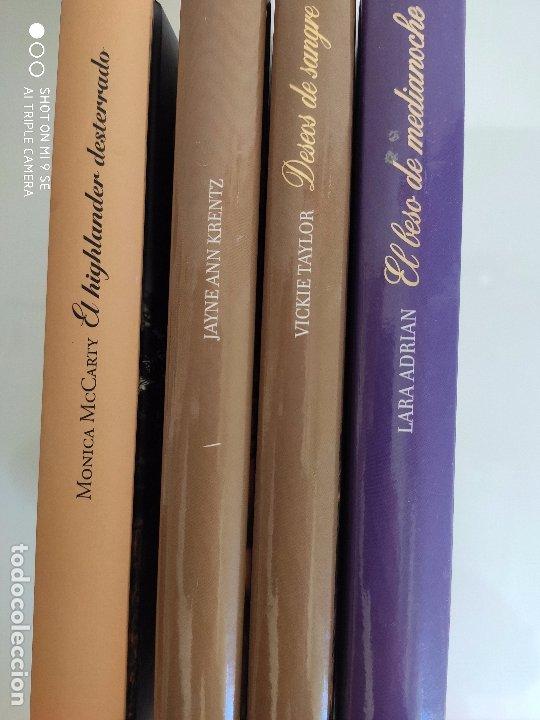 Libros de segunda mano: 4 novelas actuales genero romantico - Foto 3 - 176612699