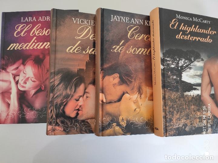 Libros de segunda mano: 4 novelas actuales genero romantico - Foto 5 - 176612699