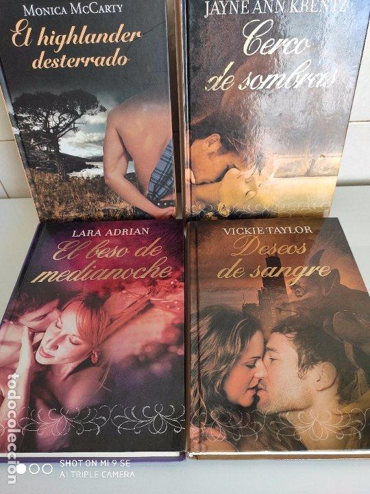 4 NOVELAS ACTUALES GENERO ROMANTICO (Libros de Segunda Mano (posteriores a 1936) - Literatura - Narrativa - Novela Romántica)