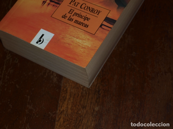 Libros de segunda mano: EL PRINCIPE DE LAS MAREAS. PAT CONROY. 888 PAGINAS. TAPA BLANDA. VER FOTOS PARA VER DETALLES. - Foto 3 - 176633840