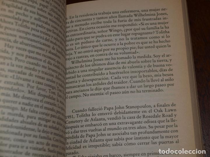 Libros de segunda mano: EL PRINCIPE DE LAS MAREAS. PAT CONROY. 888 PAGINAS. TAPA BLANDA. VER FOTOS PARA VER DETALLES. - Foto 4 - 176633840