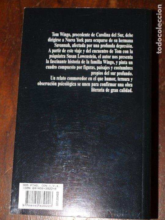 Libros de segunda mano: EL PRINCIPE DE LAS MAREAS. PAT CONROY. 888 PAGINAS. TAPA BLANDA. VER FOTOS PARA VER DETALLES. - Foto 7 - 176633840