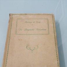 Libros de segunda mano: LA PIMPINELA ESCARLATA. BARONESA DE ORCY. MADRID, 1950. ED. PUEYO.. Lote 176743208